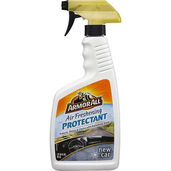 Air Freshening Protectant Trigger New Car