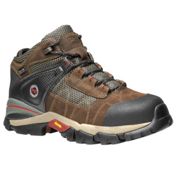 Men's Distressed Hyperion Low Alloy Toe Work Boot