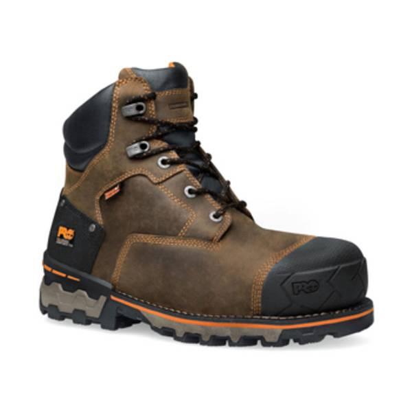 Timberland Pro Men S 6 Quot Boondock Waterproof Composite Toe