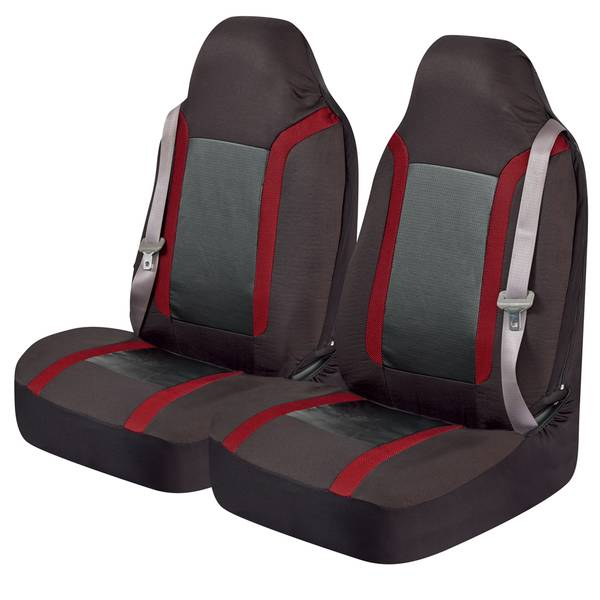 Torque 2-Piece Big Truck Bucket Seat Cover