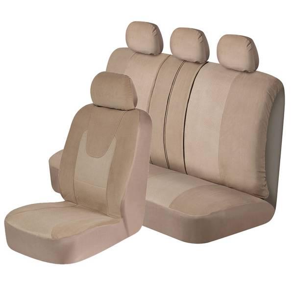 Kraco Cambridge 3 Piece Seat Cover Kit