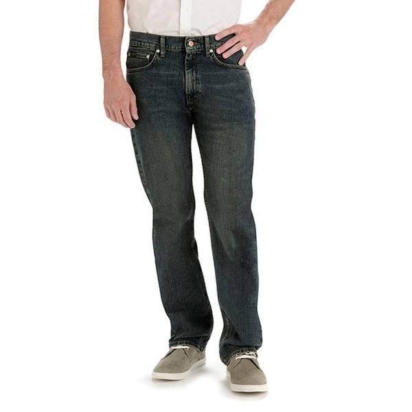 Men's Custom Fit Relaxed Jeans