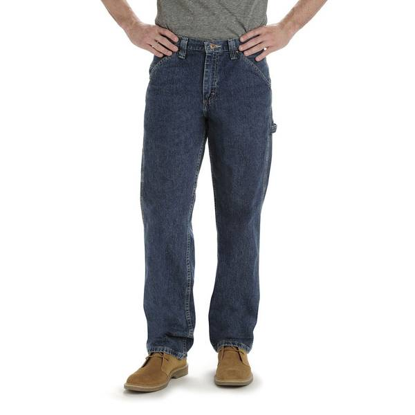 Big Men's  Custom Fit Carpenter Jeans