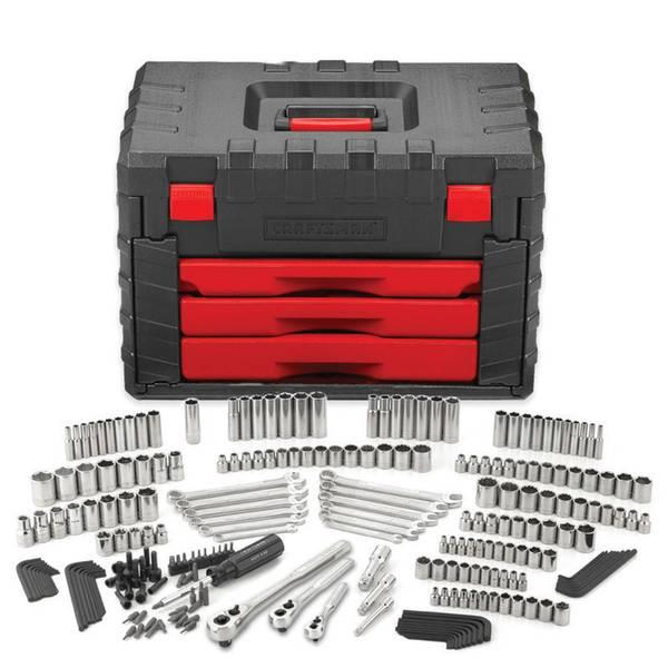 Craftsman 240 Piece Mechanic Tool Set