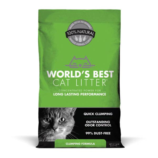 Best Dust Free Clumping Cat Litter