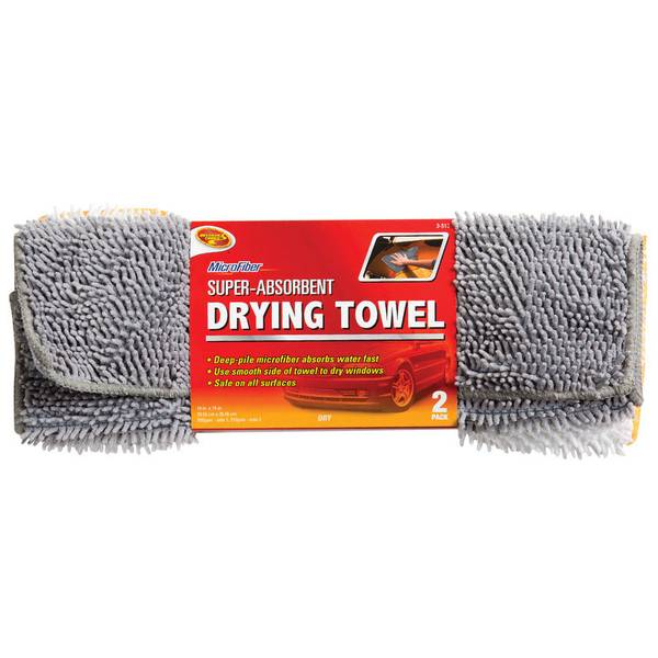 Roll of Microfiber Spa Towels