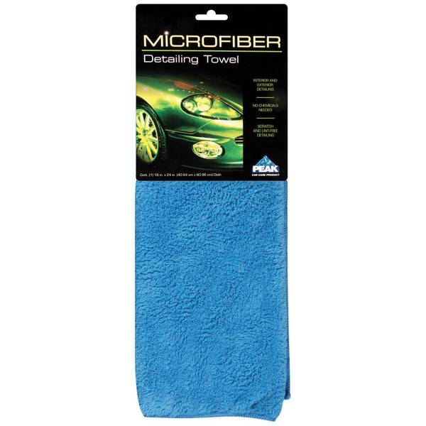 Microfiber Automotive Cloths