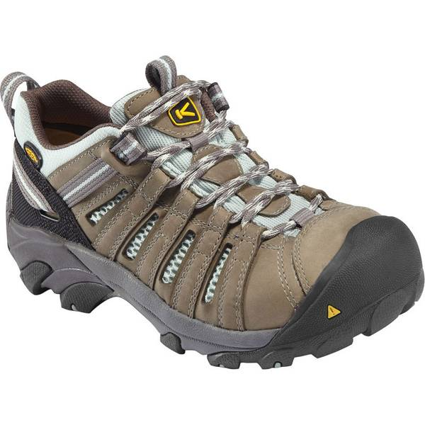 Women's Flint Steel Toe Low Oxford