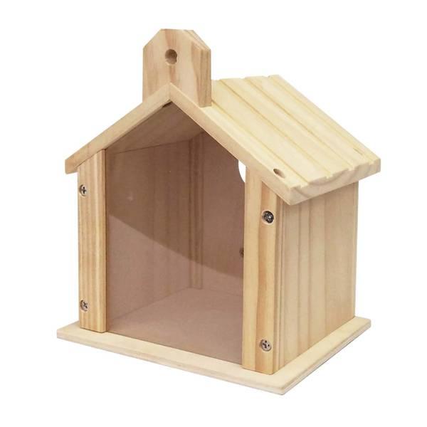 Kustom Wood Project Spy Bird House Kit (903231 6314) photo