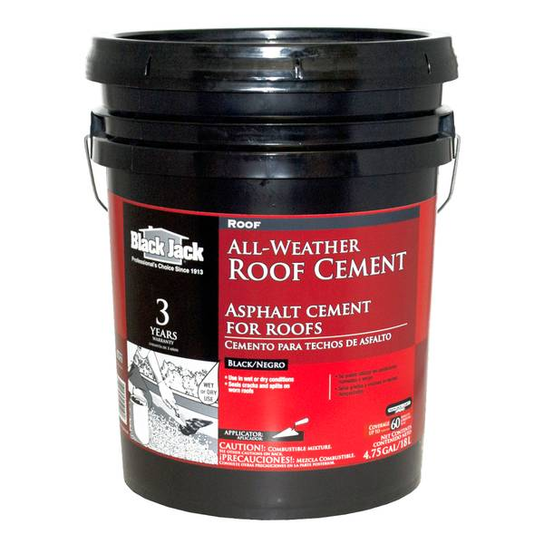 Black Jack All Weather Roof Cement
