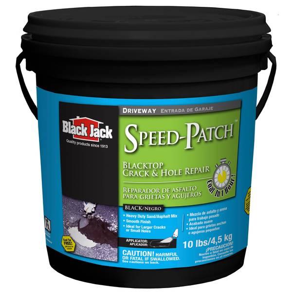 Speed-Patch Blacktop Crack & Hole Repair