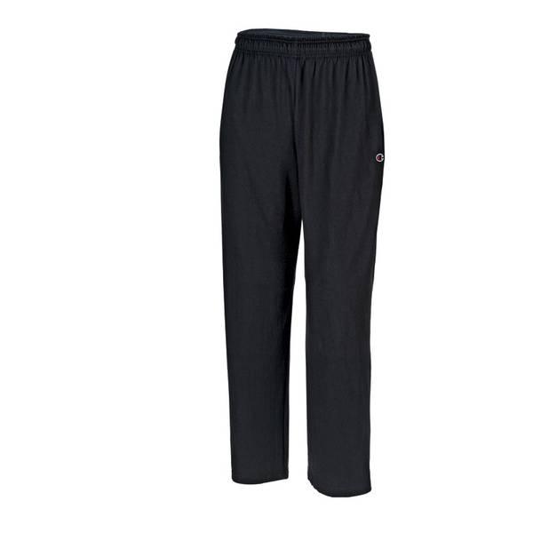 Men's Jersey Open Bottom Lounge Pants