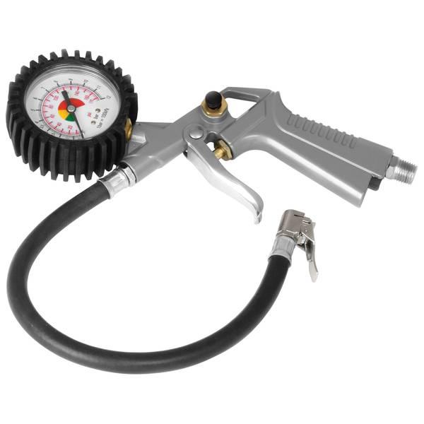 Tire Inflator w/Dial Gauge
