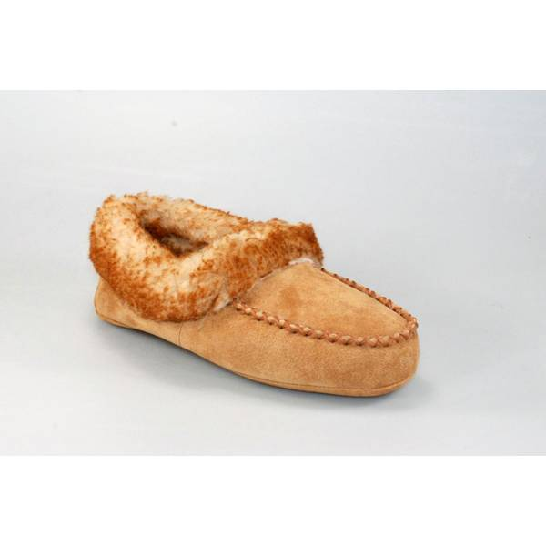 Women's  Suede Cozy Toes Moccasins Assortment