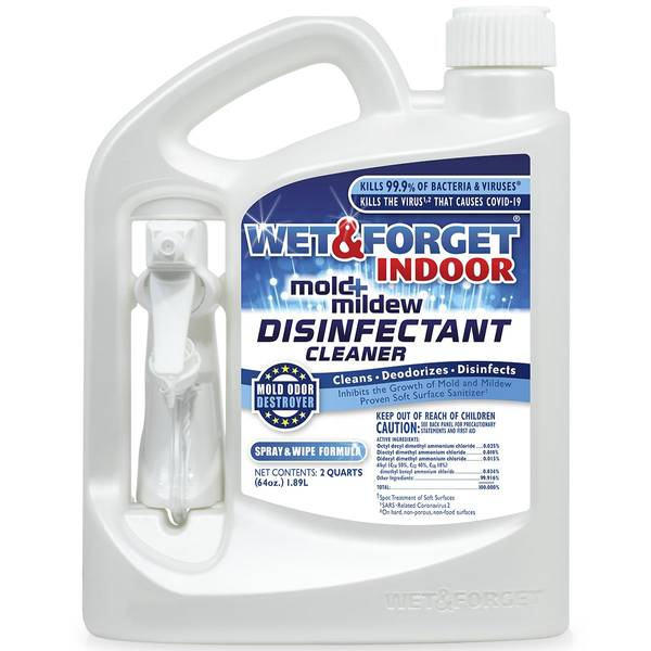 Indoor Mold + Mildew Disinfectant Cleaner
