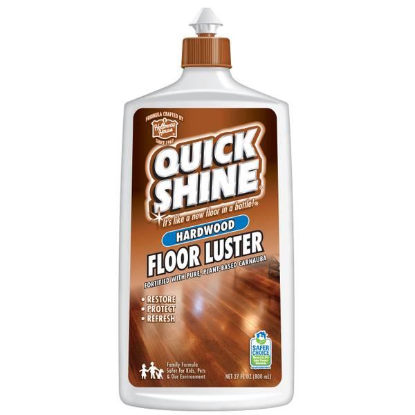 Quick Shine Hardwood Floor Luster