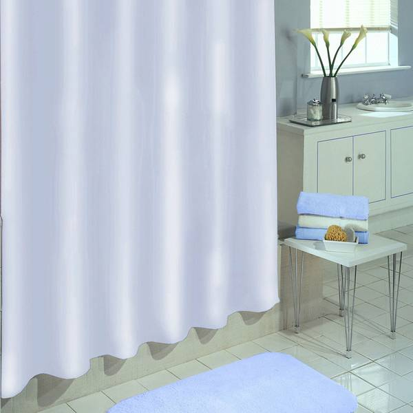 Awesome Deluxe Magnet Shower Curtain Liner