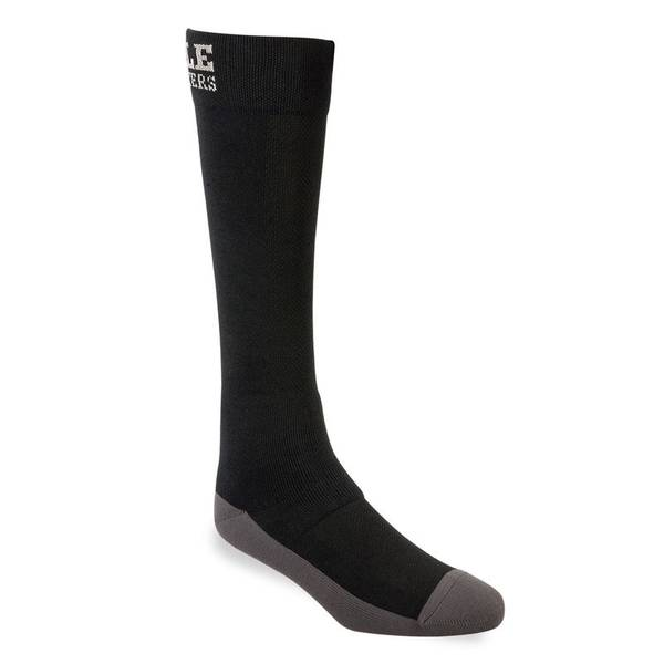 Black Xtreme Soft Over the Calf Boot Socks