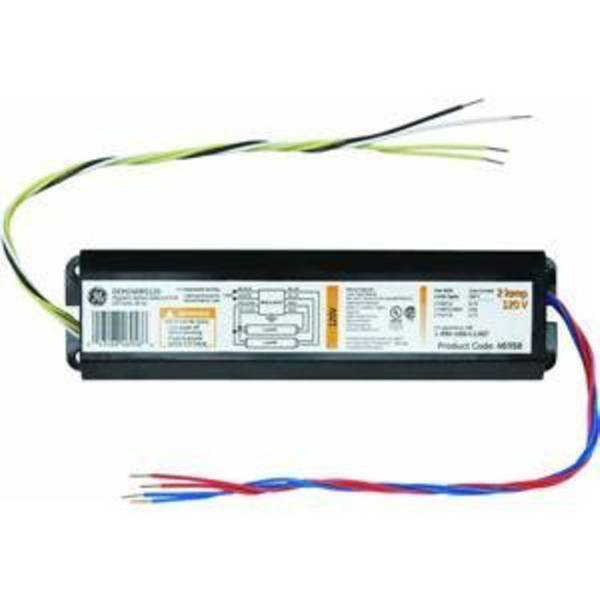 120-Volt Electronic Ballast with Fluorescent Lamp