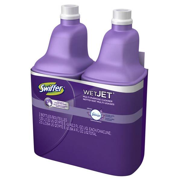Lavender & Vanilla Wet Jet Multi Purpose Cleaner with Febreze