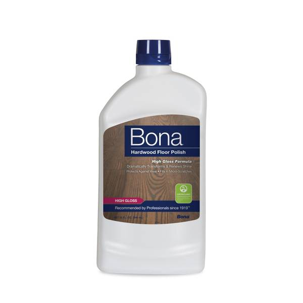 Bona High Gloss Hardwood Floor Polish 430931 Blain S Farm Fleet