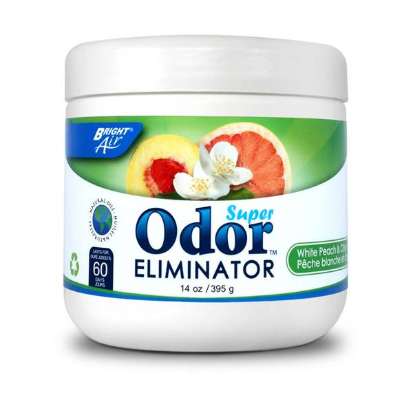 White Peach & Citrus Super Odor Eliminator