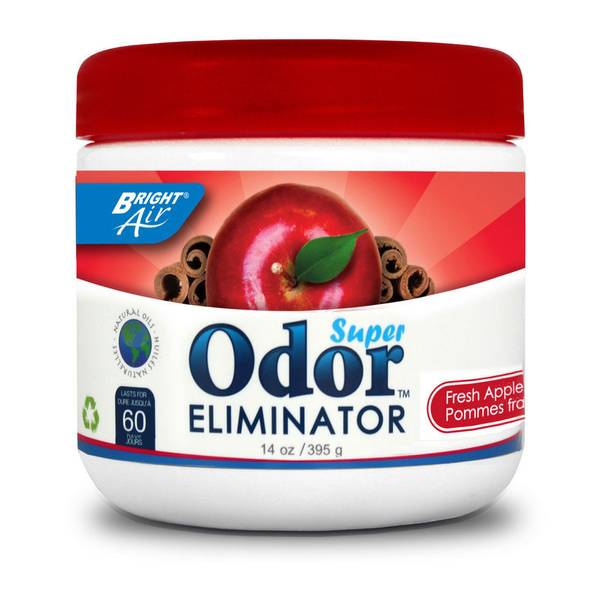 Fresh Apples & Spice Super Odor Eliminator