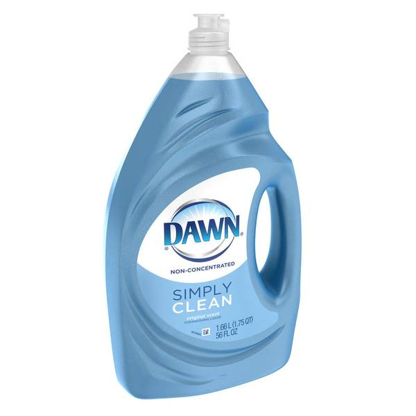 Simply Clean Dishwashing Liquid