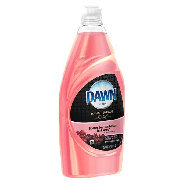 Hand Renewal Dishwashing Liquid with Olay
