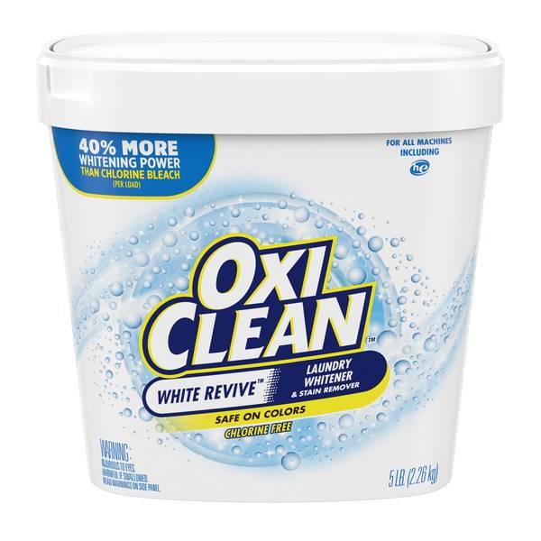 Oxiclean White Revive Powder