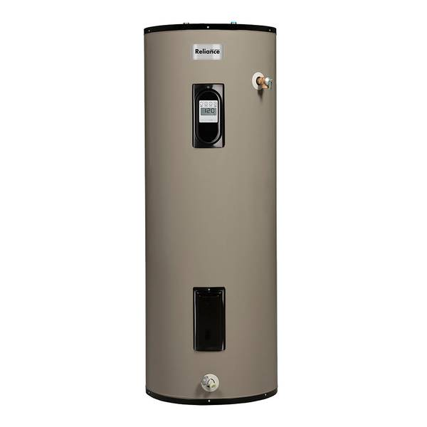 Electric Water Heater with Touch Screen