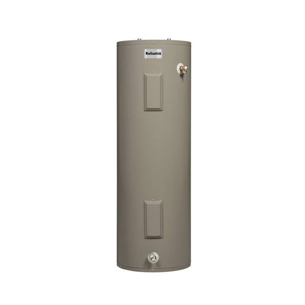 Reliance 40 Gallon Electric Tall Water Heater