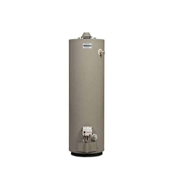 40 Gallon Natural Gas Short Water Heater