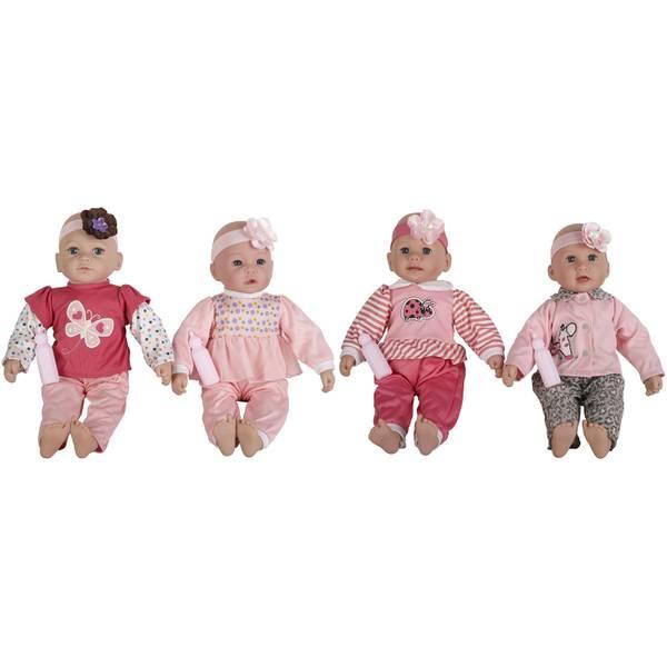 Cuddly Love Playful Emma Baby Doll Assortment