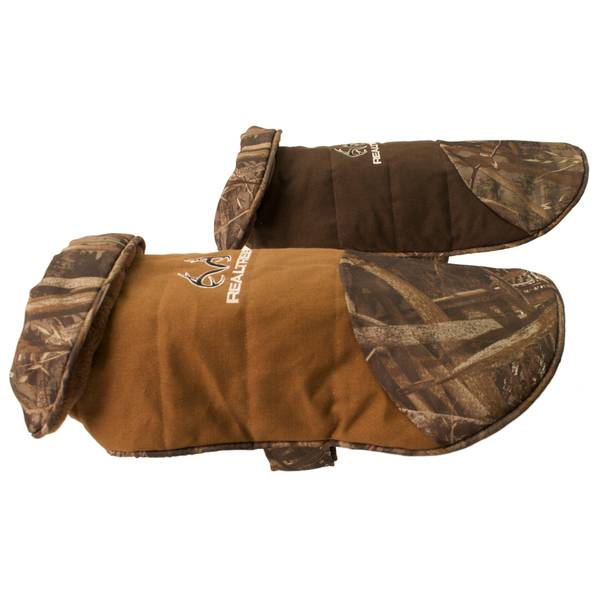 Outfitters Duck Dogs Camo Dog Jacket Assortment