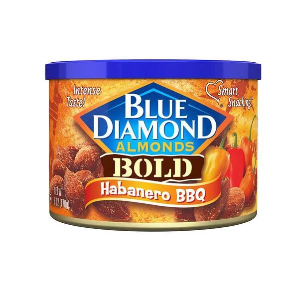 Bold Habanero BBQ Almonds