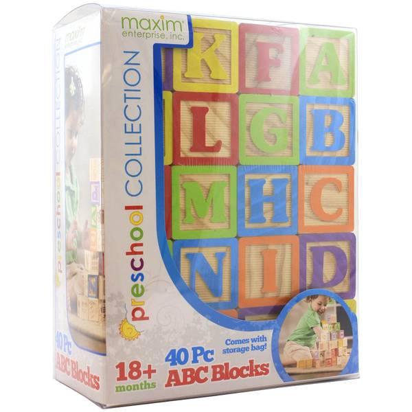 Alphabet Block Set
