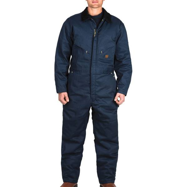 Men's Zero Zone Insulated Coveralls