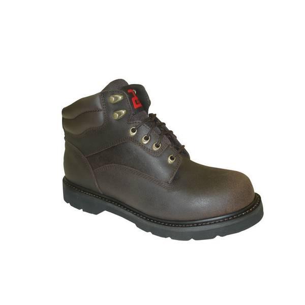 Men's Medford Padded Collar Steel Toe Work Boot