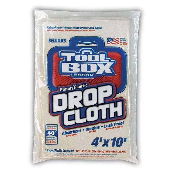 Tool Box Drop Cloth