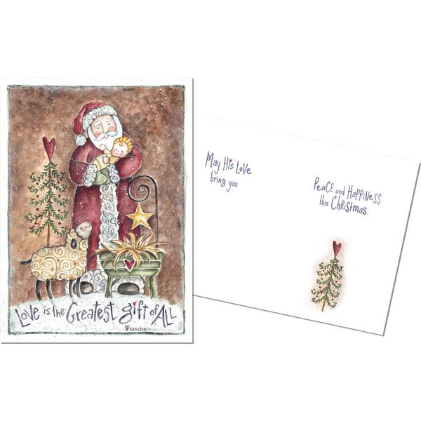 Greatest Gift Christmas Value Cards