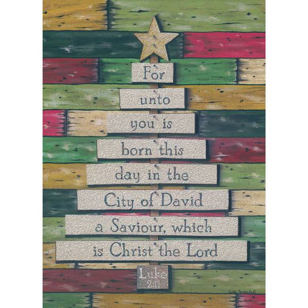 Christ the Lord 3D Holiday Cards