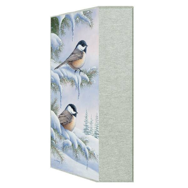 Woodland Christmas Long Keepsake Box