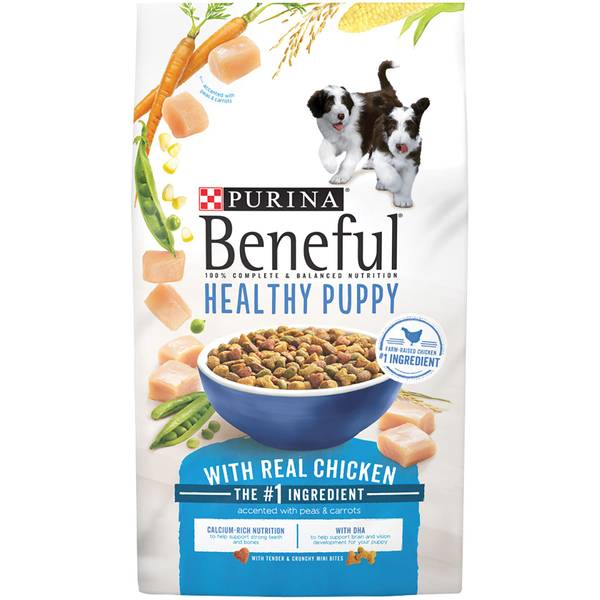 Healthy Puppy Dog Food