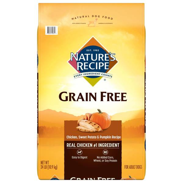 Grain Free Chicken Dry Dog Food
