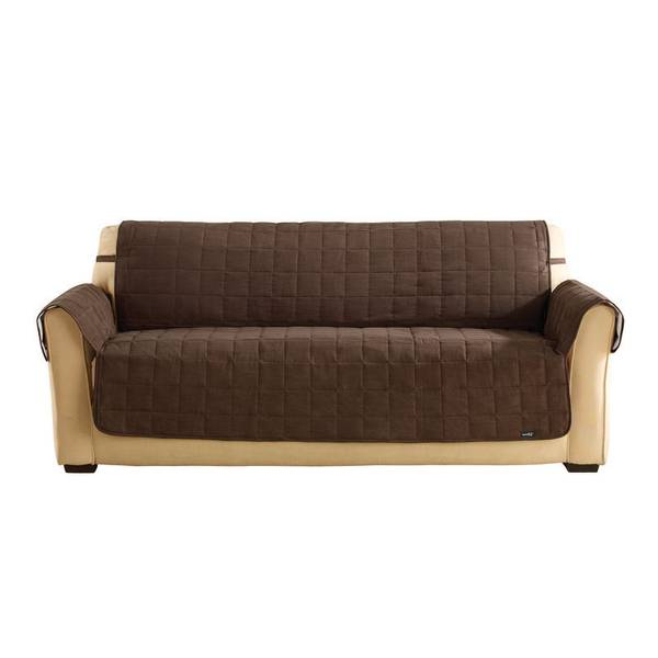 Sectional Couch Covers Waterproof: Sure Fit Waterproof Sofa Cover