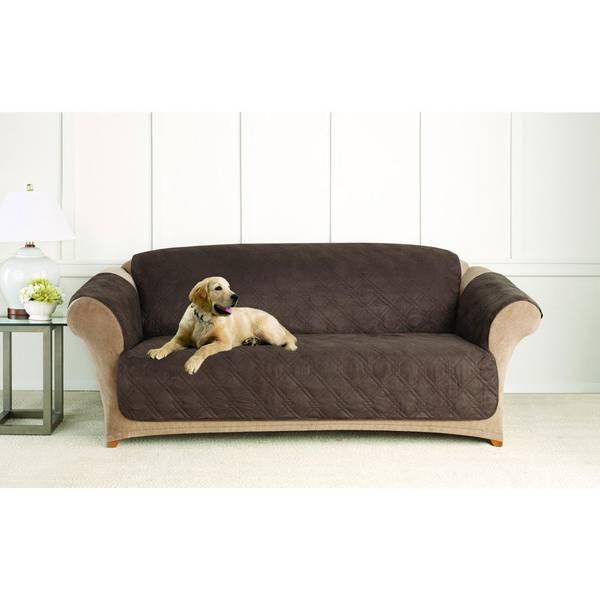 Sofa Pet Cover With Non-Skid Back Assortment