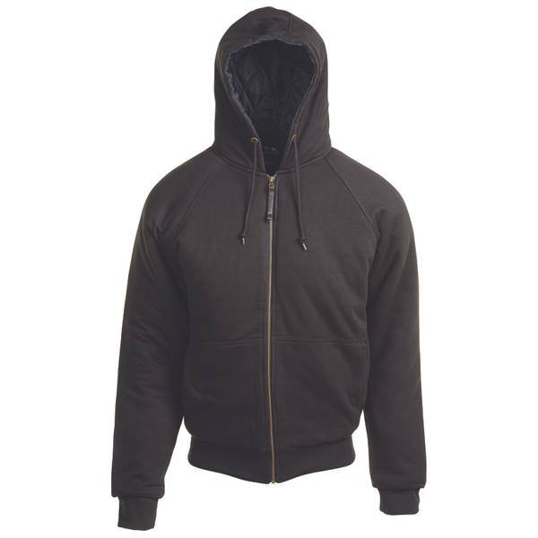 Men's Stay Dry Quilted Sweatshirt