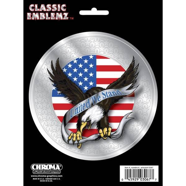 American Eagle Classic Emblemz Decal