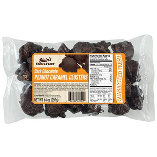 Dark Caramel Clusters